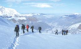 DE Alpinisme : Accompagnateur Moyenne Montagne – Parcours complet