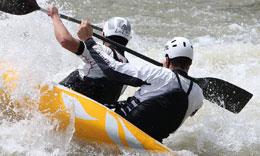 Championnats d'Europe juniors U18 de Canoë-Kayak