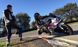 Spécialité Perfectionnement sportif : Mention Motocyclisme