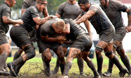 Spécialité Perfectionnement sportif : Mention Rugby à XV