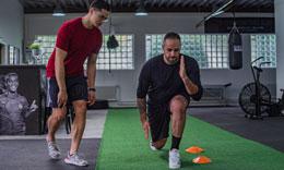 Préparateur physique : Coach Sportif