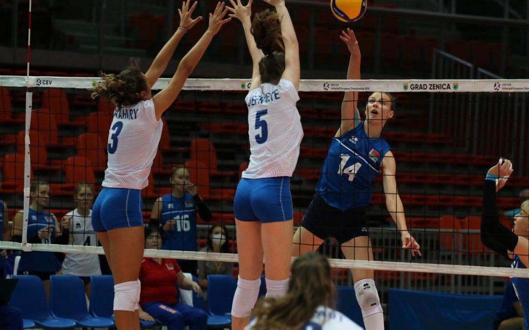 Championnats d'Europe féminins U19 de Volleyball
