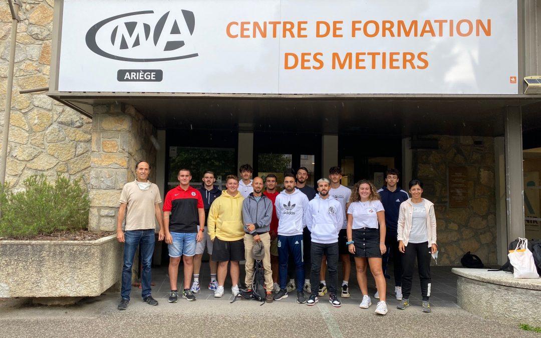Partenariat avec la Chambre de Métiers et de l'Artisanat Ariège